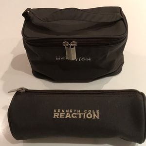 Kenneth Cole Reaction toiletry bags